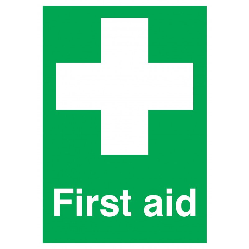First Aid Products, Signs & Accessories
