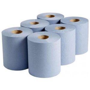 Centrefeed Roll - Jangro - 2 Ply - Blue - 150m