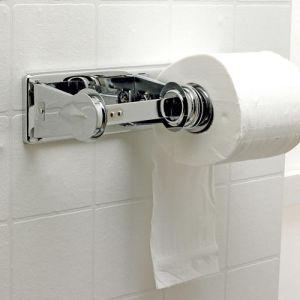 Toilet  Roll Dispenser - Traditional - Chrome - 2 Roll