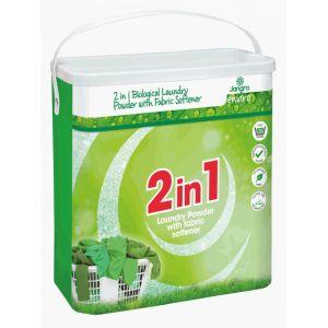 Laundry Powder - 2 in 1 - Biological - Jangro Enviro - 8.1kg - 100 Washes