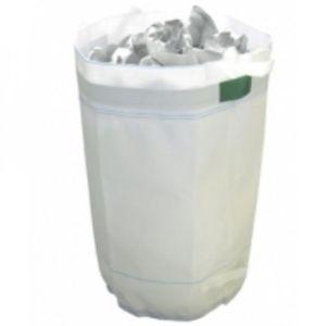 Utility Bin Bag - White - 126L
