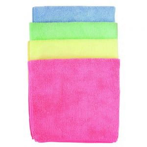 Microfibre Super Cloth - Square - Jangro - Yellow - 40cm (15.75