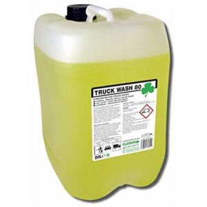 Vehicle Traffic Film Remover - Clover - 'Truck Wash 80' - 20L