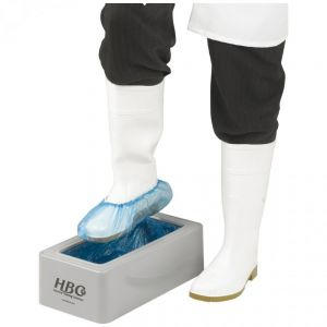 Disposable Overshoes Dispenser - Automatic  +100 Shoe Covers