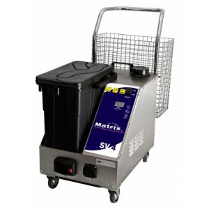 Steam Cleaner - Matrix SV4  - Steam & Vacuum - 4.5 Bar