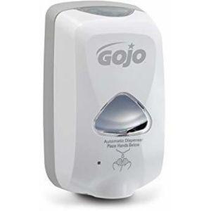 Touch Free Foam Soap - Dispenser - GOJO® - TFX™ - Grey & White - 1.2L