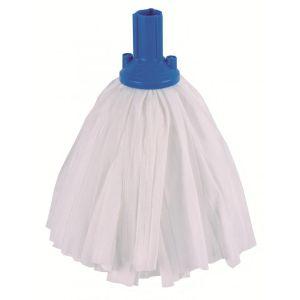Socket Mop Head - Exel® - Big White - Blue - 117g (4.1oz)
