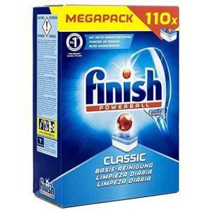 Dishwasher Detergent - Finish - Regular Power Ball - 110 Sachets