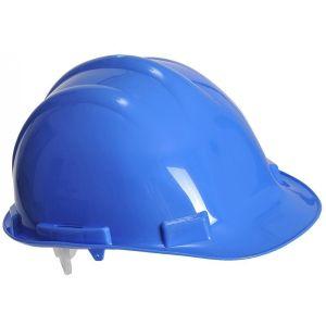 Safety Helmet - High-density Polypropylene - Expertbase - Blue