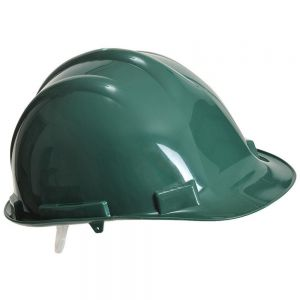Safety Helmet - High-density Polypropylene - Expertbase - Green