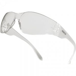 Safety Spectacles - Wrap Around - Clear - Uni-fit